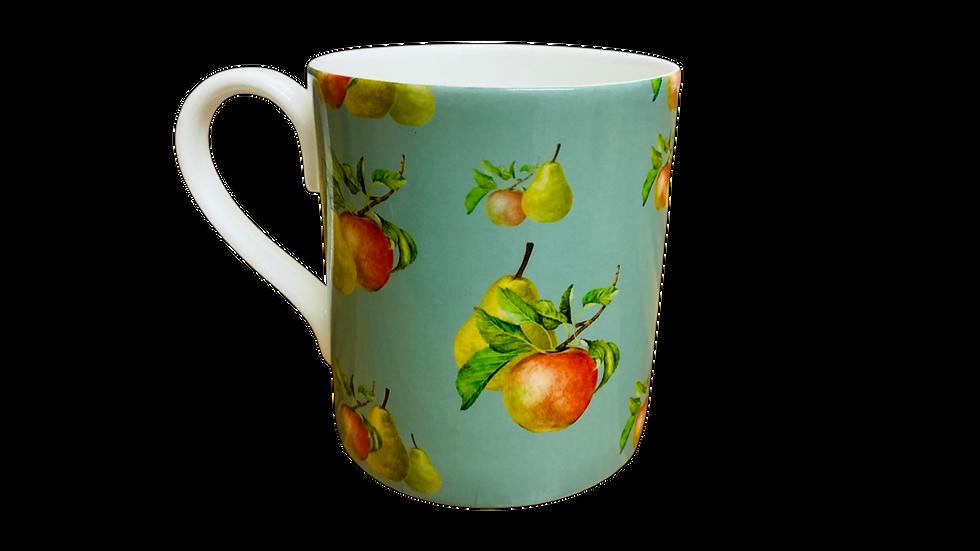 'What a pair' bone china mug