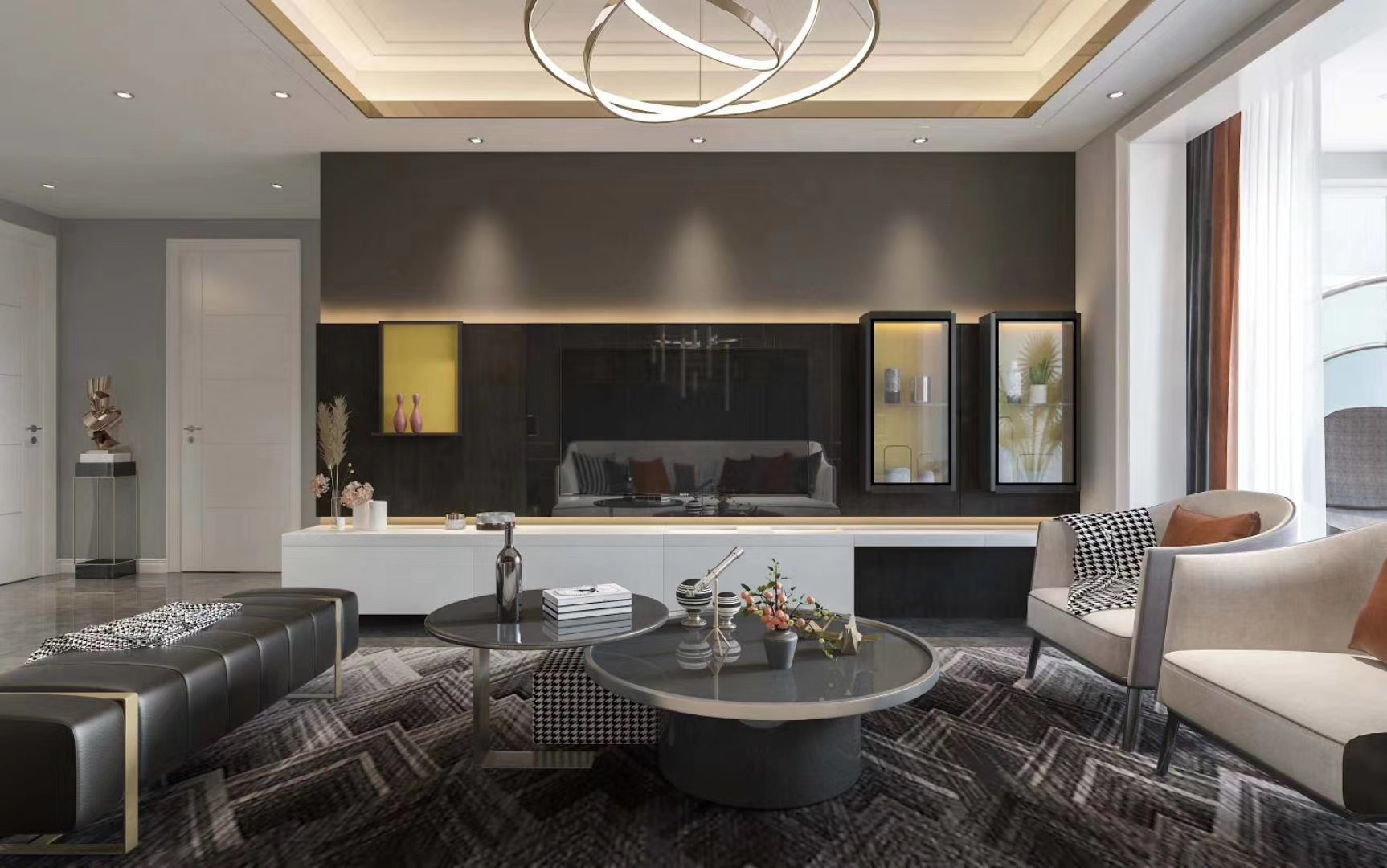 marina one residences-singapore-interiordesign/JCWDESIGNGALLERY