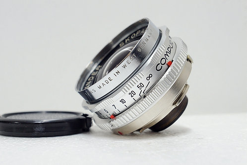 西德原福 Voigtlander Skoparex 35mm f3.4, Germany (1960s, 90%New)