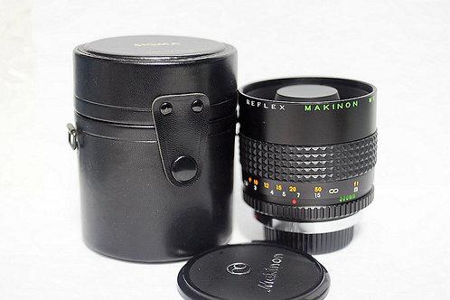 Reflex 反射鏡 Makinon MC 300mm f5.6 (90%New)