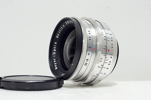 M42東德小廣角 Meyer Primagon 35mm f4.5, Germany (接新90%New)