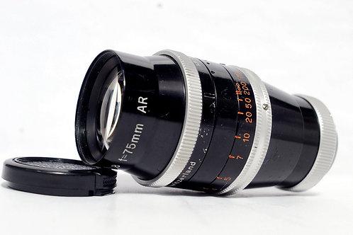Kern Paillard Yvar 75mm f2.8, Switzerland (新淨)