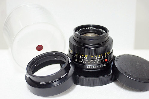 Leica R Elmarit 35mm f2.8, Made in Germany (90%New)