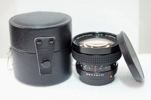 東蔡廣角王 Carl Zeiss Jena Flektogon MC 20mm f2.8 (90%New)
