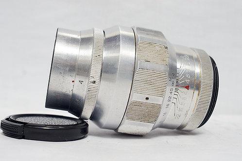 M42 蘇俄古董鏡 Jupiter 11 135mm f4, 1963年USSR (新淨)