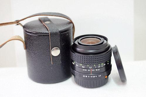 東蔡三寶之首 Carl Zeiss Jena Flektogon MC 35mm f2.4 (近乎全新)