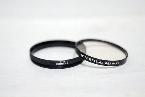 Leica R UV Filter 14161 for Leica 90mm, Elmarit 135mm (90%New)