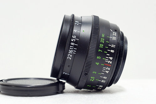 L39 Jupiter 8 Sonnar 50mm f2, 1985 Made in USSR (90%New)