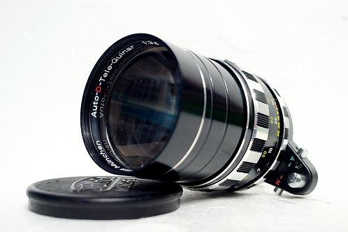 Steinheil Auto-D-Tele-Quinar 135mm f3.5 (90%New)