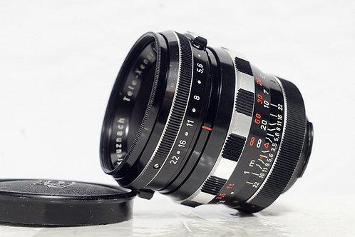 極罕見 Schneider Tele-Xenar 90mm f3.5, Germany (Very New)
