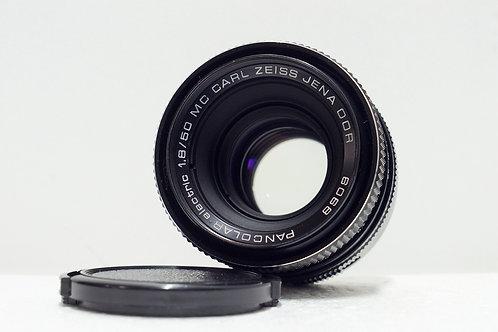 東蔡三寶 Carl Zeiss Jena MC Pancolar 50mm f1.8 (90%New, 合收藏)