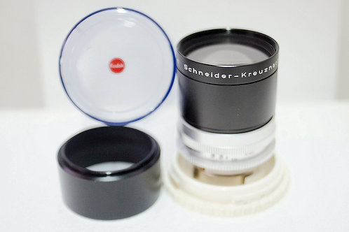 真水無香 Schneider Retina Tele Xenar 135mm f4 (>90%New)