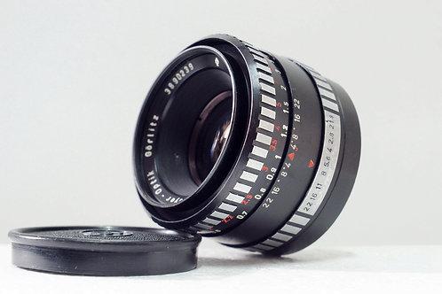 勝利之吻 Meyer Oreston 50mm f1.8, Made in Germany (極新淨)