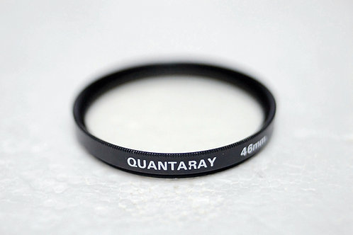 46mm Filter Quantaray 46mm UV Filter, Made in Japan