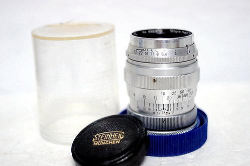 西德海爾 Steinheil Munchen Culminar 85mm f2.8 (Very New)
