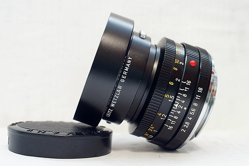 Leica R Summicron 50mm f2, Made in Germany (90%New)