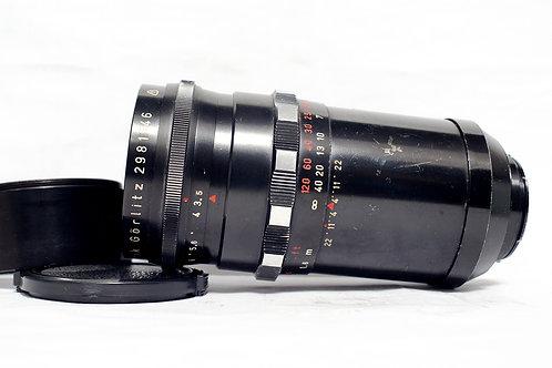 波波散景 Meyer 1Q Primotar 135mm f3.5, Germany (15光圈葉)