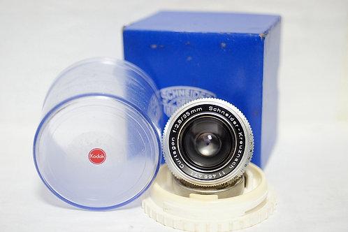 Schneider Curtagon 35mm f2.8 罕見0.6米近攝版 (90%New)