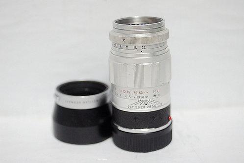 Leica M Leitz Elmarit 90mm f2.8, Germany (極新淨)