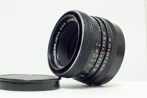 M42 Carl Zeiss Jena MC Pancolar 50mm f1.8 (90%New)
