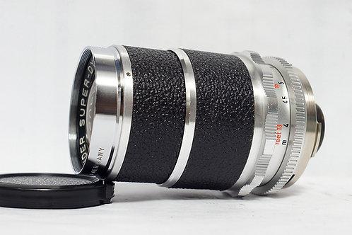 西德福倫達(原福) Voigtlander Super Dynarex 135mm f4 (接近90%New)