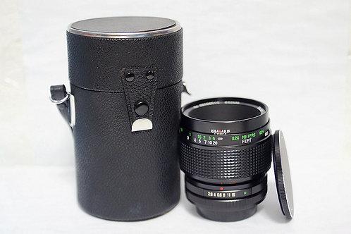 1比1微距鏡 Vivitar Macro MC 55mm f2.8 (近乎全新)