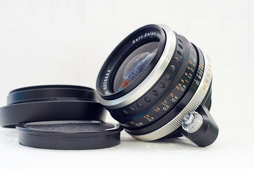 Carl Zeiss Jena Flektogon 35mm f2.8, Germany (極新淨)