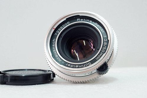 Schneider Kreuznach Xenar 50mm f2.8, West Germany (90%New)