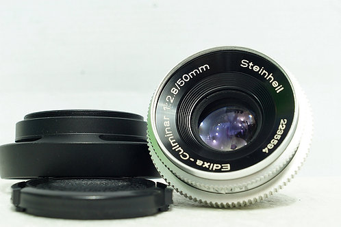 罕見DKL Steinheil Edixa Culminar 50mm f2.8 (90%New)