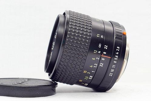 東蔡微距 Carl Zeiss Jena Macro MC 55mm f2.8 (極新淨)