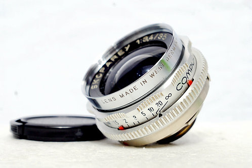 西德福仔 Voigtlander Skoparex 35mm f3.4, Germany (極新淨)