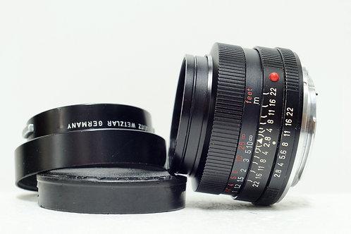 早期紅字 Leica R Elmarit 35mm f2.8, Made in Germany (接近90%New)