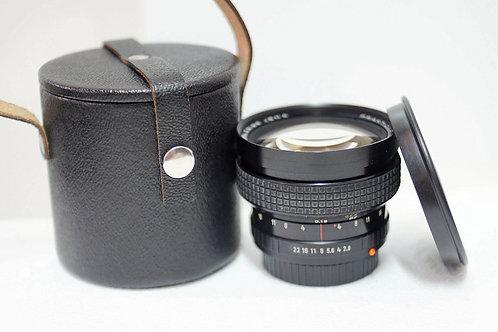 東蔡廣角王 Carl Zeiss Jena Flektogon MC 20mm f2.8 (近乎全新)