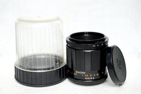 蘇俄星星散景大微 Volna-9 MC Macro 50mm f2.8 M42 (接近90%New)