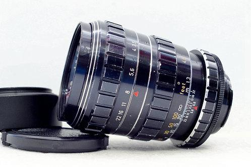 西德 ISCO Tele Westanar 135mm f3.5, Made in West Germany