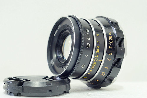 俄仔 Industar 61 MC 53mm f2.8 1994年USSR (非常新淨)