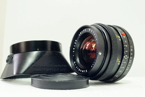 Leica R Elmarit 28mm f2.8, Made in Germany (Very New)