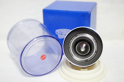 真水無香Schneider Retina Curtagon 28mm f4 (接近90%New)
