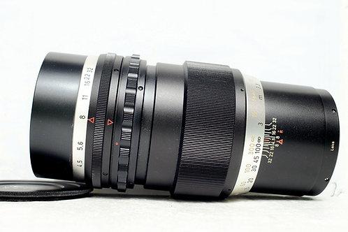 M42 罕見 Steinheil Tele Quinar 300mm f4.5, West Germany