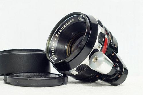 真水無香 Schneider Curtagon 35mm f2.8, Germany (黃銅鏡身, 重版)