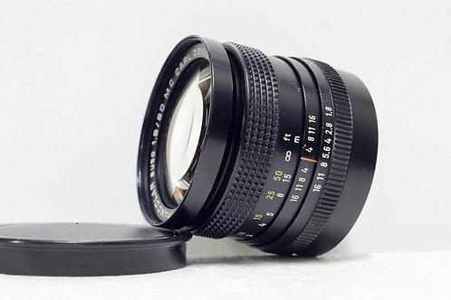 M42東蔡三寶之首 Carl Zeiss Jena Pancolar MC 80mm f1.8 (接近90%New)