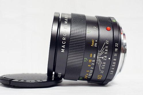 Leica R 第2代 E55 Macro Elmarit 60mm f2.8 (極新淨)