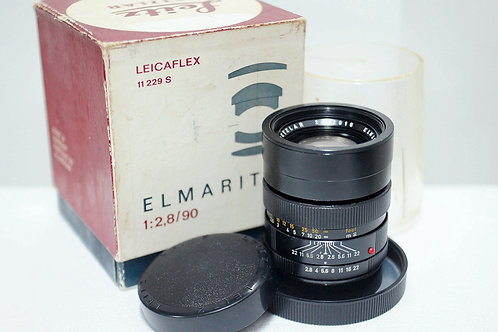 Leica R Elmarit 90mm f2.8 Made in Germany (極新淨)