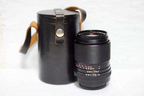 M42 Carl Zeiss Jena Sonnar MC 135mm f3.5 (接近90%New)