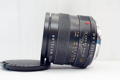 第2代 Leica R E55 Macro Elmarit 60mm f2.8