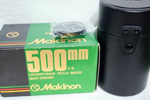 反射鏡 Makinon Reflex MC 500mm f8, (Full set)