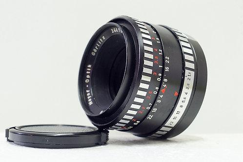 勝利之吻 Meyer Oreston 50mm f1.8, Made in Germany (接近90%New)