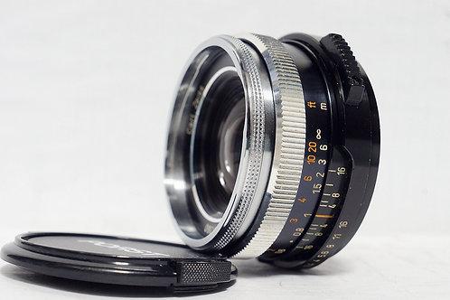 M42 蔡戒 Icarex Carl Zeiss Skoparex 35mm f3.4 (極新淨)