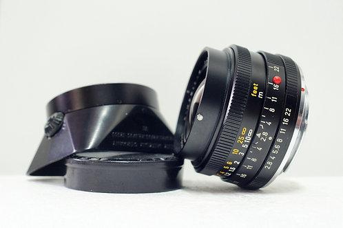 Leica R Elmarit 28mm f2.8, Made in Germany (接近90%New)