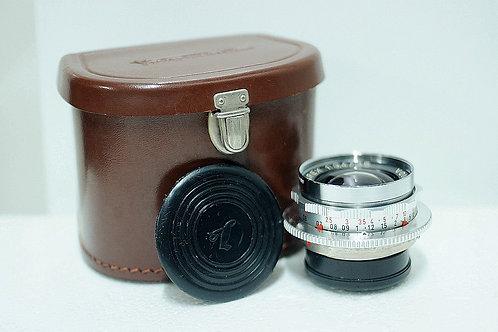 0.4米近攝版 Voigtlander Skoparex 35mm f3.4, Germany (90%New, 合收藏)